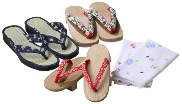 日本の履き物